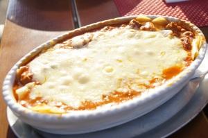 Lasagne...eines meiner Leibgerichte, daher bin ich da auch immer besonders kritisch