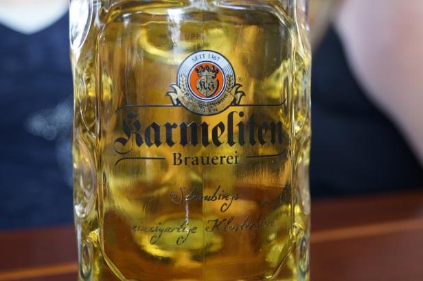 Die Karmeliten Brauerei Straubing wurde 1367 gegründet und macht bis heute ausgezeichnetes Bier