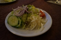 Der kleine Beilagensalat