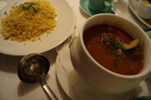 Couscous mit Lammragout